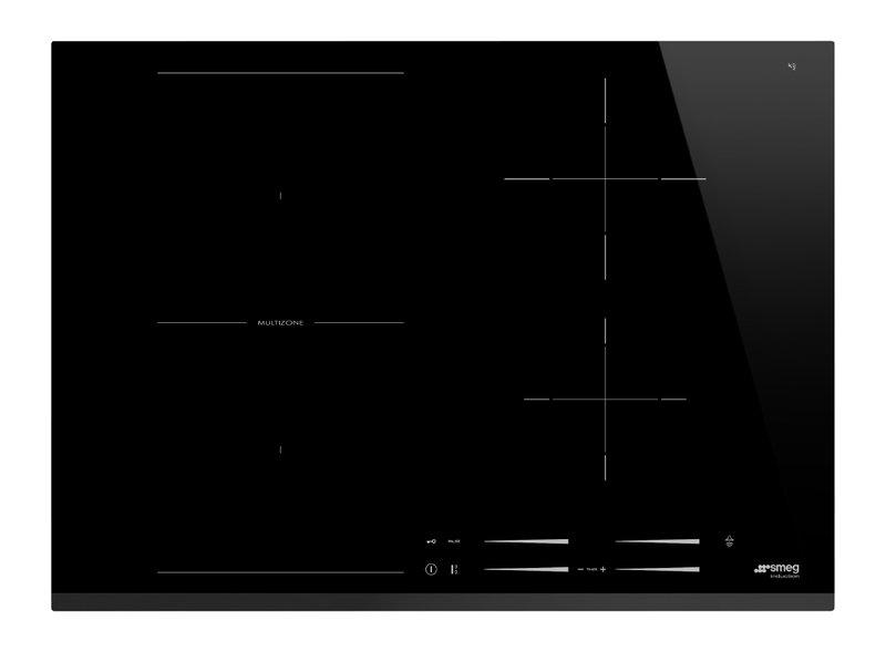 Encimera de cocción 70 cm Inducción Negro SI1M7743B