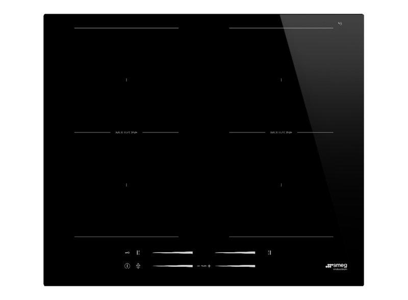 Encimera de cocción 60 cm Inducción Negro SI2M7643D