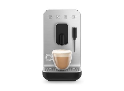 Cafetera Superautomática Negra BCC02BLMEU