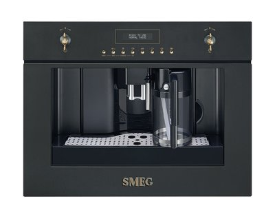 Cafetera CMS8451A SMEG Antracita