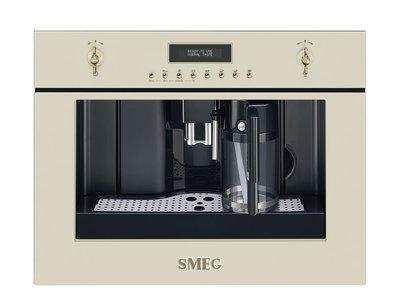 Cafetera CMS8451P SMEG Crema