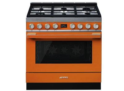 Cocina CPF9GMOR Termoventilado Vapor Clean 90x60 cm