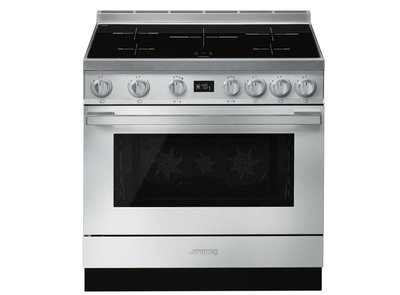 Cocina CPF9IPX Termoventilado Pirolitico 90x60 cm
