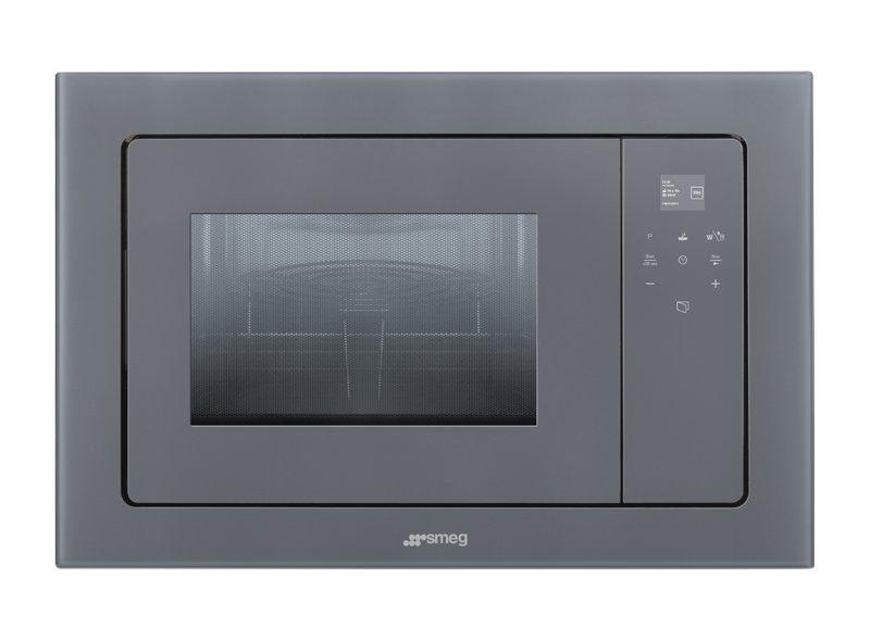 Microondas con grill De integracion Silver FMI120S2