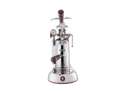 Máquina de café espresso de leva Abile Latón cromado LPLESA01EU La Pavoni