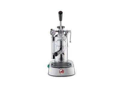 Máquina de café espresso de leva Lusso Acero Inoxidable LPLPLQ01EU La Pavoni