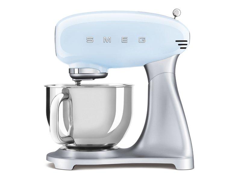 Robot de cocina Smeg Azul