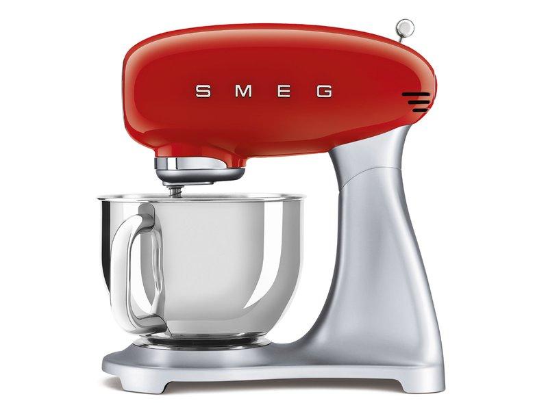 Robot de cocina Smeg Rojo