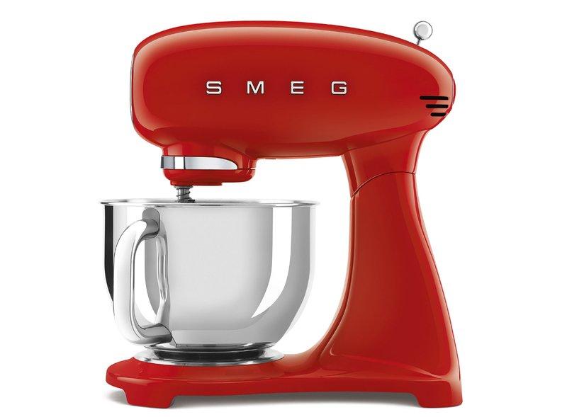 Robot de cocina Smeg todo Rojo