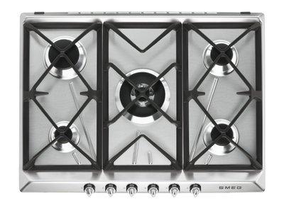 Encimera de cocción SR975XGH Gas Color Acero Inoxidable