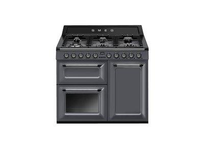 Cocina TR103GR 100x60 cm Termoventilado Vapor Clean