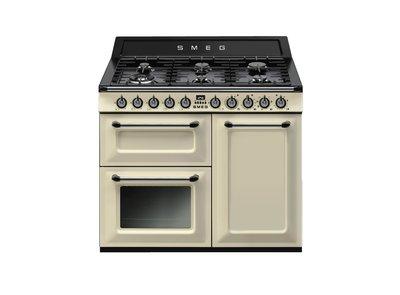 Cocina TR103P 100x60 cm Termoventilado Vapor Clean