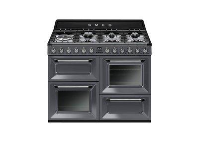 Cocina TR4110GR 110x60 cm Termoventilado Vapor Clean