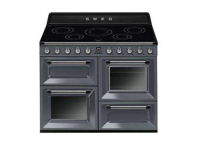 Cocina TR4110IGR Termoventilado Vapor Clean 110x60 cm