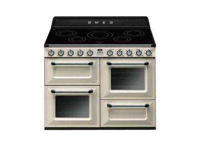 Cocina TR4110IP 110x60 cm Termoventilado Vapor Clean
