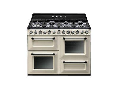 Cocina TR4110P1 110x60 cm Termoventilado Vapor Clean