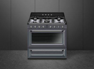Cocina TR90GR 90x60 cm Termoventilado Catalitico
