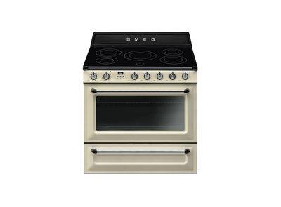 Cocina TR90IP9 90x60 cm Termoventilado Vapor Clean