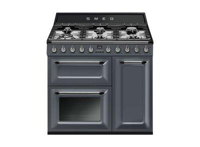 Cocina TR93GR Termoventilado Vapor Clean 90x60 cm