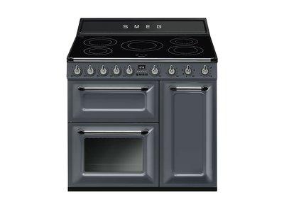 Cocina TR93IGR Termoventilado Vapor Clean 90x60 cm