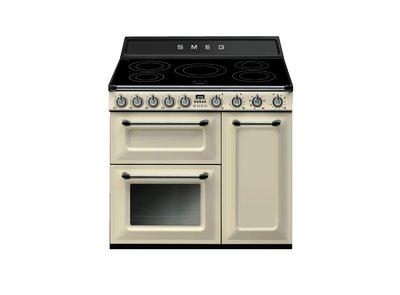Cocina TR93IP 90x60 cm Termoventilado Vapor Clean