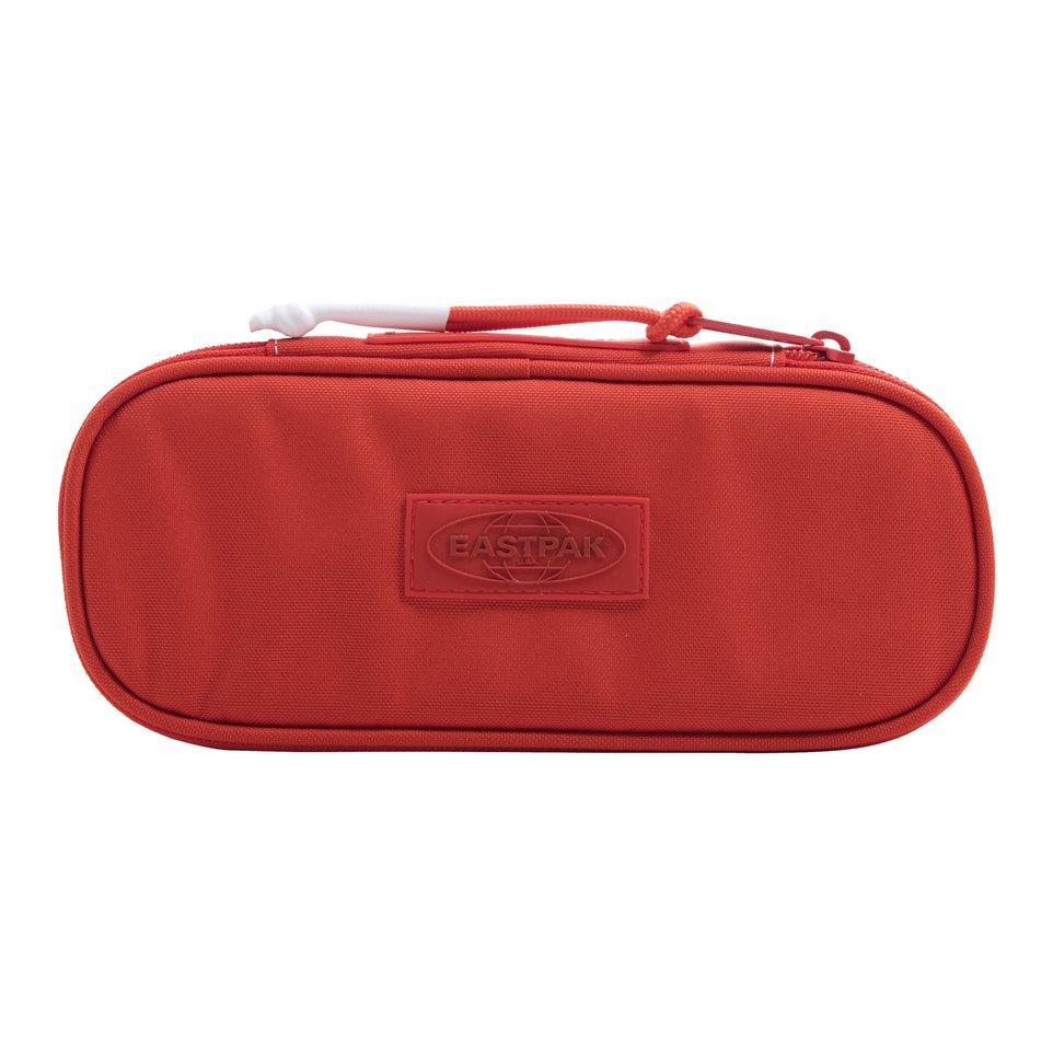 Astuccio rigido rosso con coperchio e portapenne Smemo Eastpak