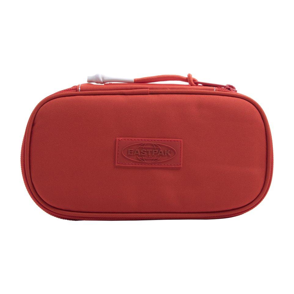 Astuccio rigido XL rosso con coperchio e portapenne Smemo Eastpak