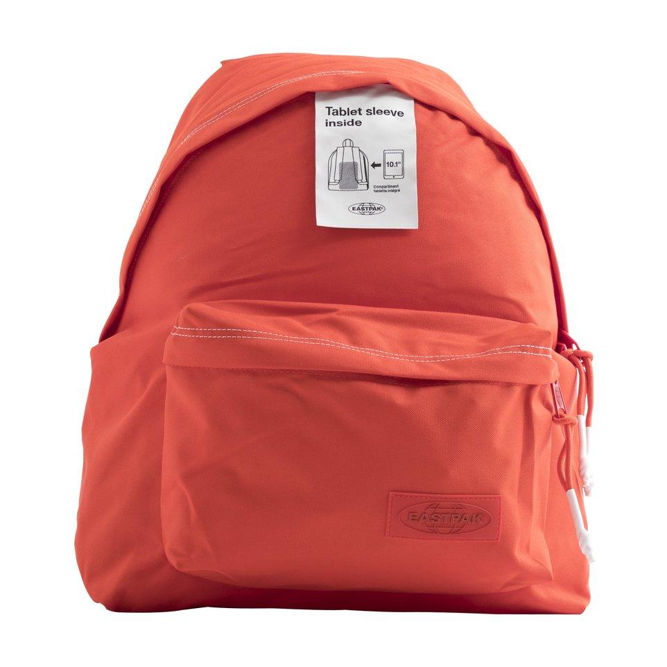 Zaino rosso con tasca frontale e tasca interna porta pc/tablet Smemo Eastpak