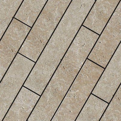 Classic Light Sawn Natural Travertine Planks (900x150 Packs)
