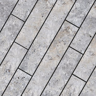 Pewter Sawn Natural Travertine Planks (900x150 Packs)