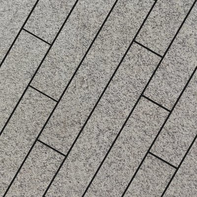 Light Grey Sawn Natural Granite Planks