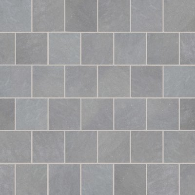 Kandala Grey Hand Cut Natural Sandstone Paving (600x600 Packs)