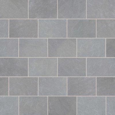 Kandala Grey Hand Cut Natural Sandstone Paving (900x600 Packs)