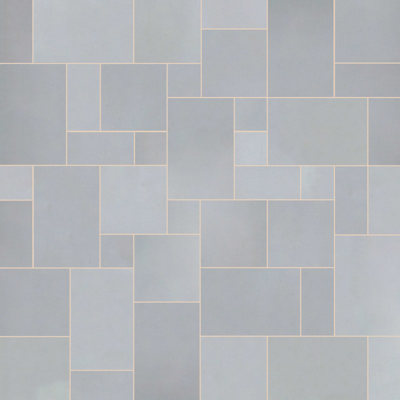 Kandala Grey Honed Natural Sandstone Paving (Mixed Size Packs) - Kandala Grey
