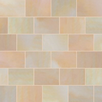 Buff Sawn Natural Sandstone Paving (900x600 Packs)
