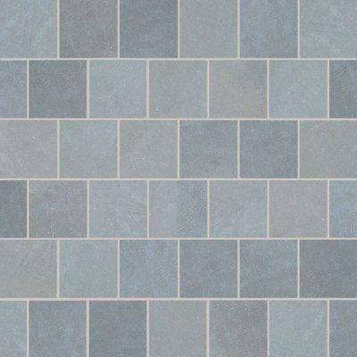 Kota Blue Hand Cut Natural Limestone Paving (600x600 Packs)