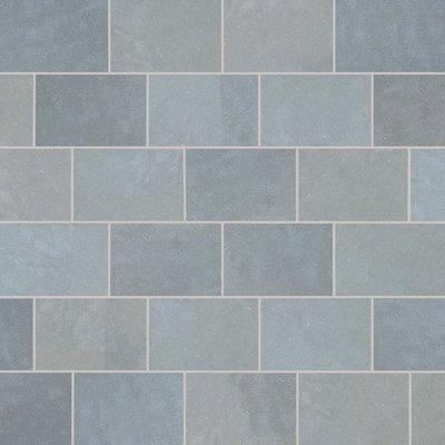 Kota Blue Hand Cut Natural Limestone Paving (900x600 Packs)