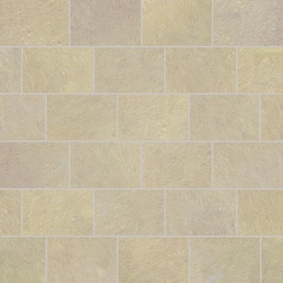Kota Yellow Hand Cut Natural Limestone Paving (900x600 Packs)
