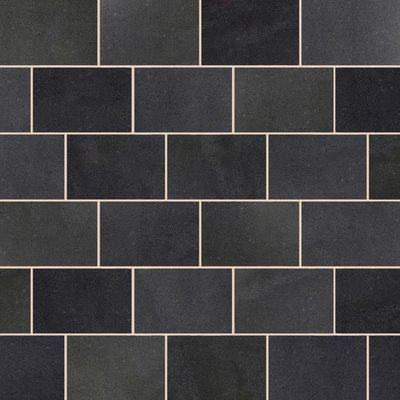 Emperor Black Sawn Natural Granite Paving (900x600 Packs)