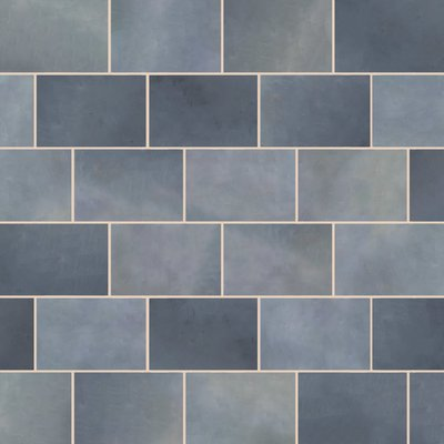 Indian Black Sawn Natural Slate Paving (900x600 Packs)