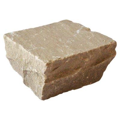Raj Blend Hand Cut Natural Sandstone Setts (100x100 Size)
