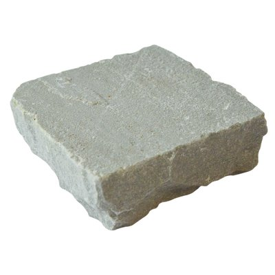 Kandala Grey Hand Cut Natural Sandstone Setts (100x100 Size)
