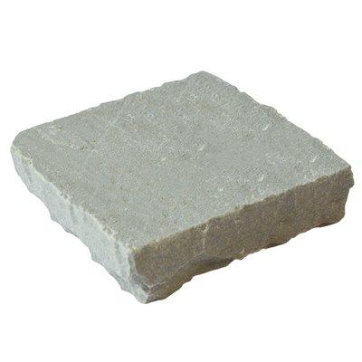 Kandala Grey Hand Cut Natural Sandstone Setts (135x135 Size)