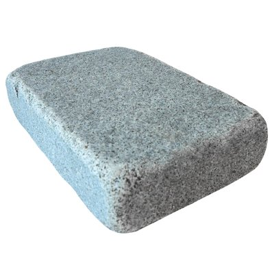 Dark Grey Tumbled Natural Granite Block Paving (140x210 Size)