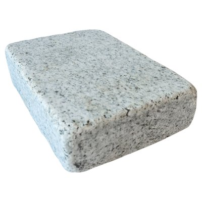 Light Grey Tumbled Natural Granite Block Paving (140x210 Size)