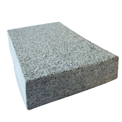Dark Grey Sawn & Flamed Natural Granite Block Paving (150x200 Size)