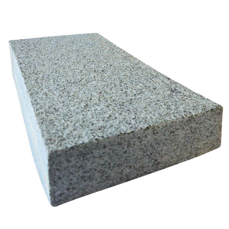 Dark Grey Sawn Natural Granite Block Paving (150x250 Size) - Dark Grey