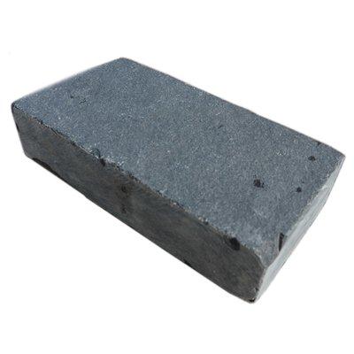 Kota Black Tumbled Natural Limestone Block Paviors (200x100 Size)