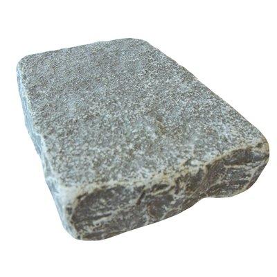 Graphite Cropped Natural Limestone Block Paving (150x200 Size)