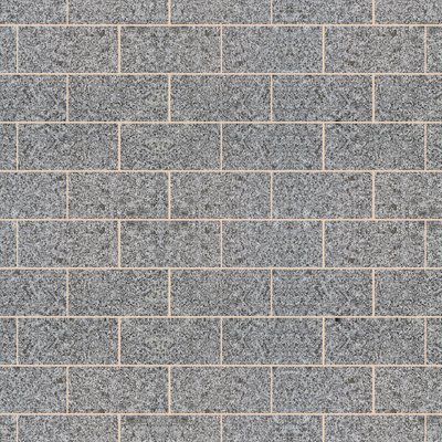 Moon Grey Sawn & Flamed Natural Granite Paving (600x295 Packs)